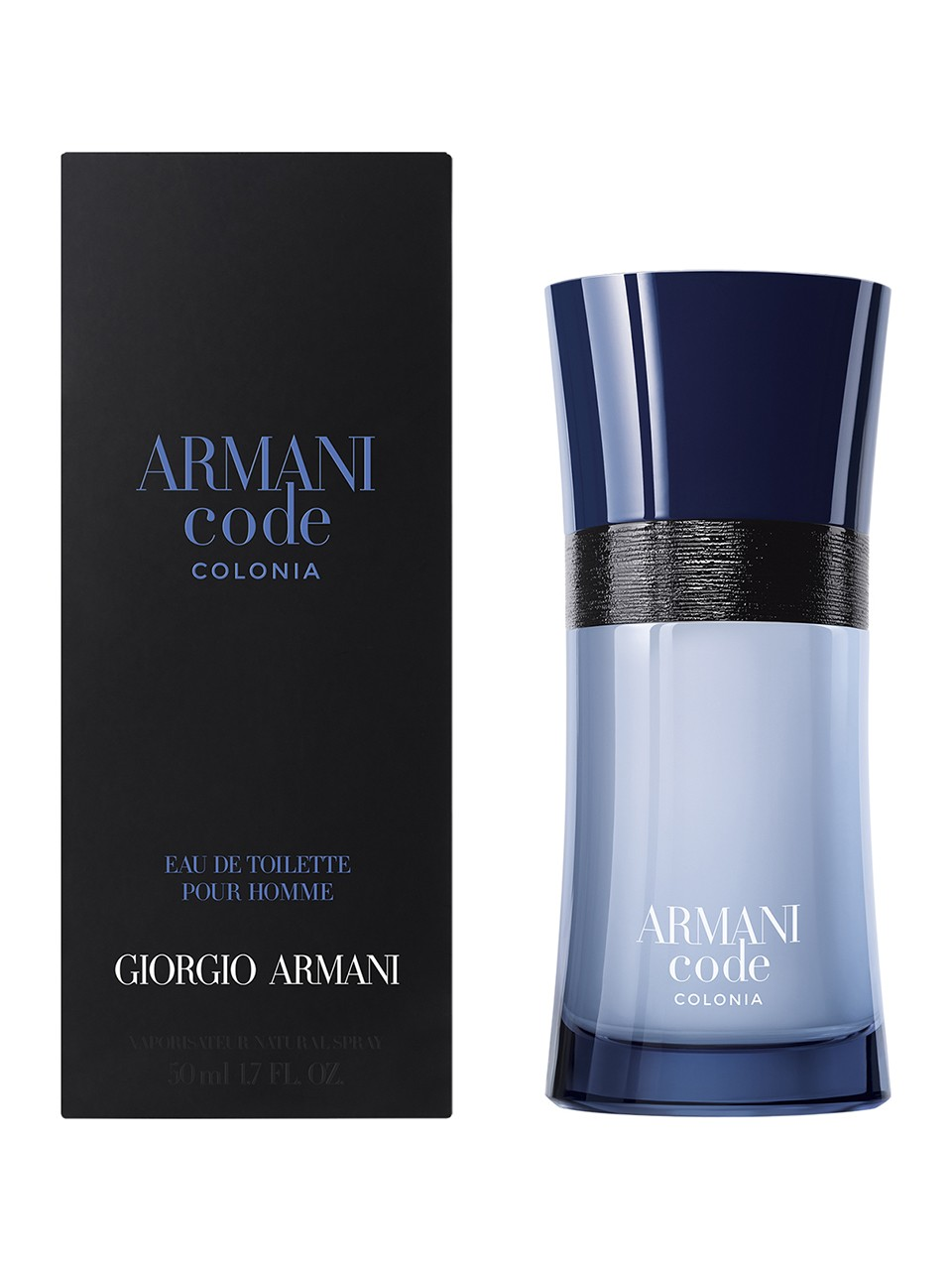 ARMANI CODE MAN COLONIA EDT 75ML @